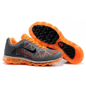 nike-air-max-2011-mens-running-shoes-dark-grey-orange
