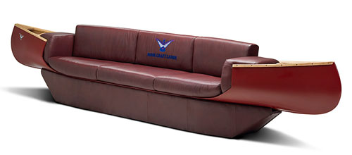 canoe-couch